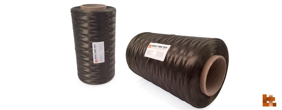 Assembled Roving - Basalt Fiber Tech Products